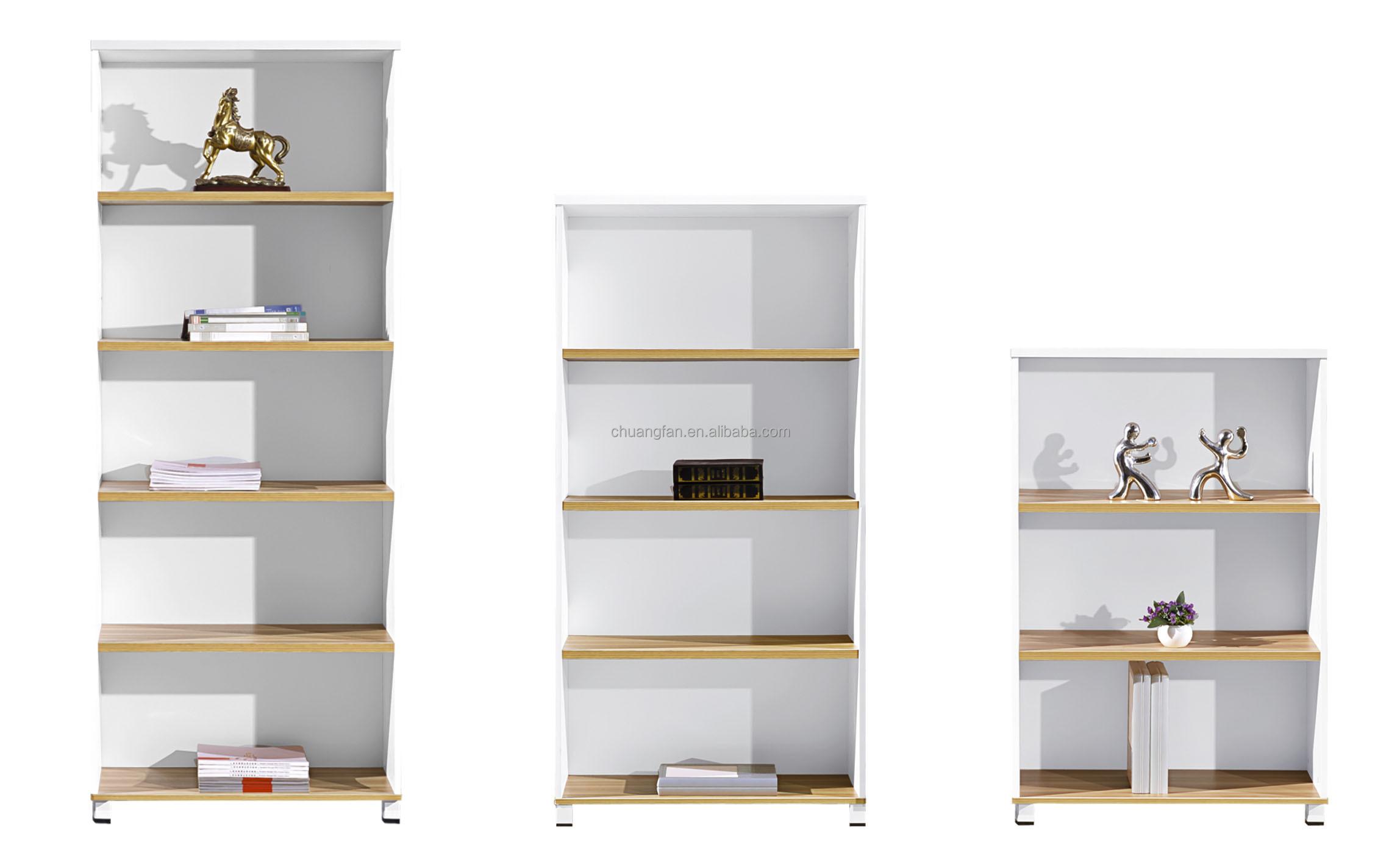 Armoire De Rangement Design En Bois Tag Re Ouverte Classeur  # Schema De Fabrication D' Un Classeur En Bois