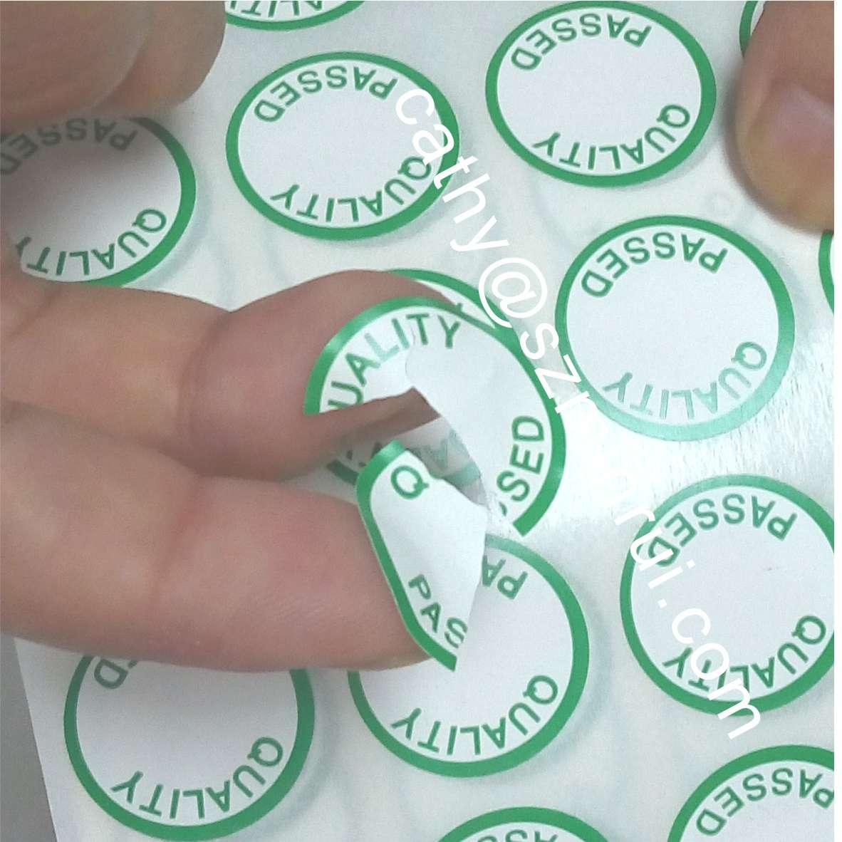 cheap sticker paper
