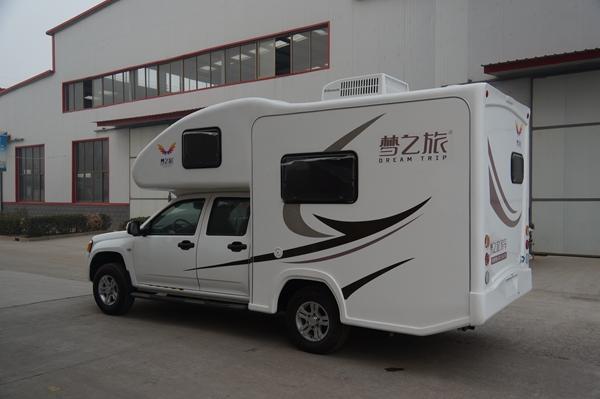 Luxury Teardrop Style Off Road Small Camping Trailer Camper Caravan