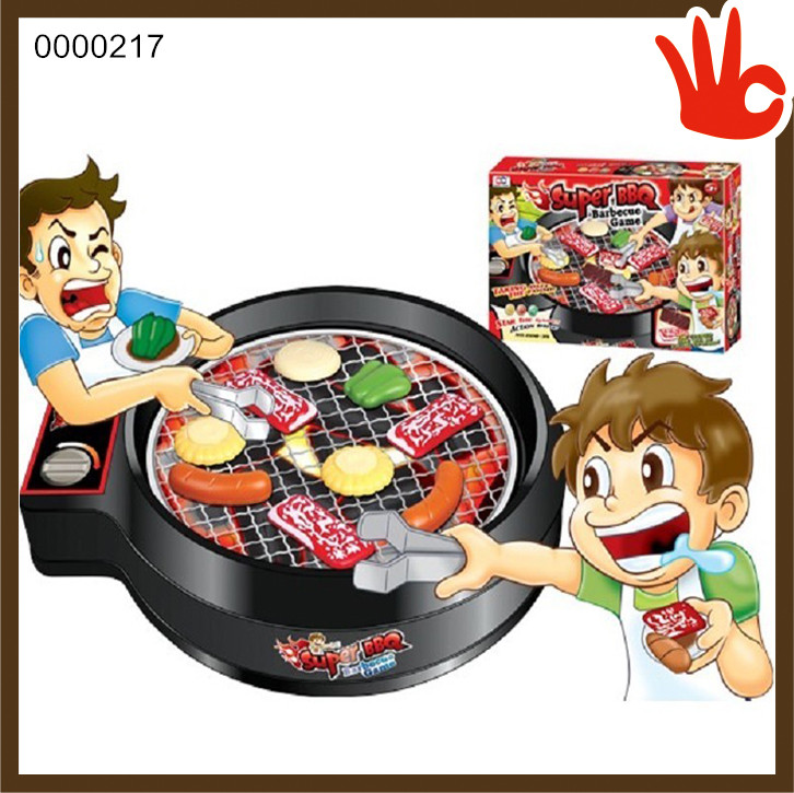 Chian cheap kids kitchen bbq play set mini kitchen toy set for Cheap kids kitchen set