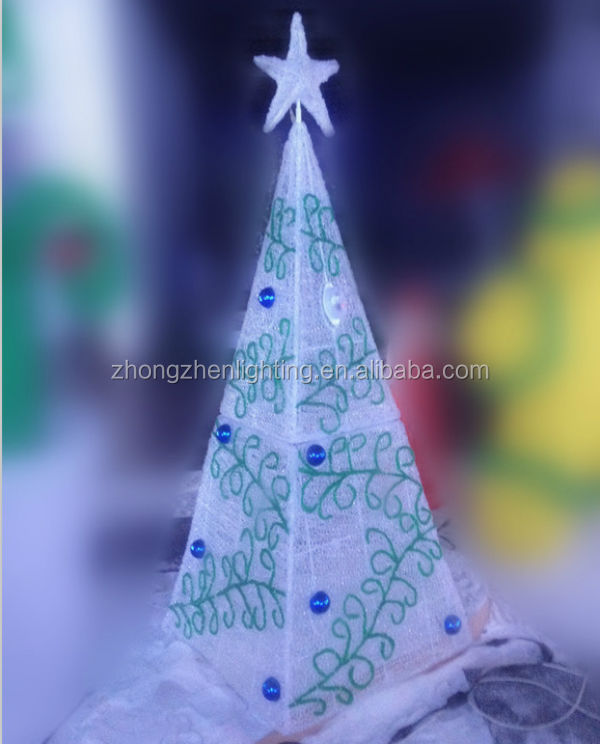 Giant outdoor led light up cone christmas trees buy cone christmas 1 4g aloadofball Images