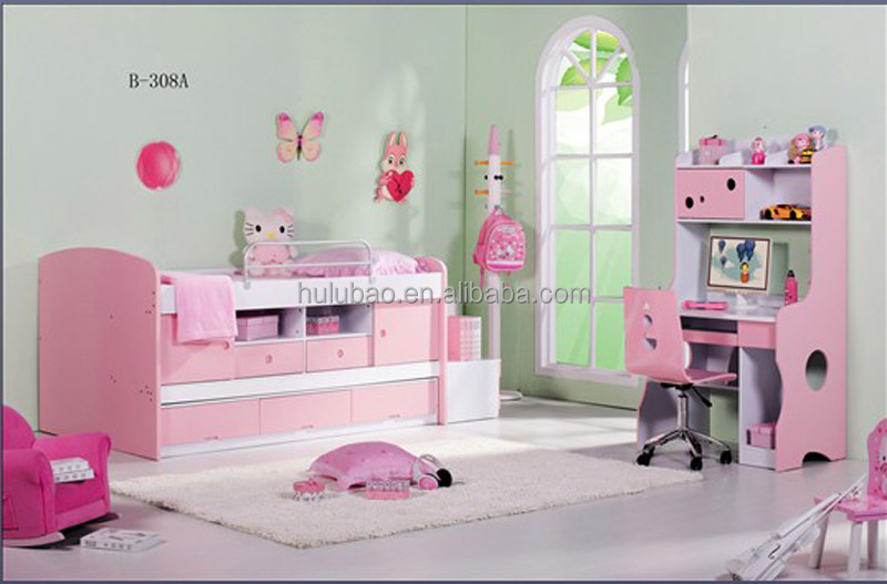 enfants double lits enfants lits superpos s avec toboggan filles rose lit superpos b308 lit. Black Bedroom Furniture Sets. Home Design Ideas