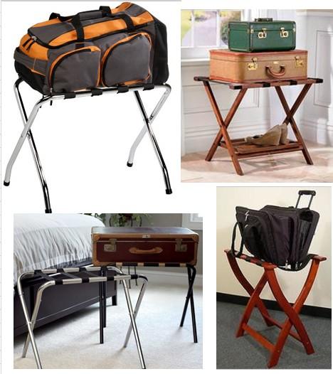 Stainless steel folding luggage rack buy folding luggage rack stainless steel folding luggage for Folding luggage racks bedroom