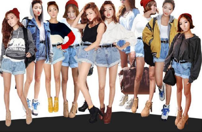 Women's Shorts Wholesaler Morph1ne Sells Wholesale New 2015 Summer ...