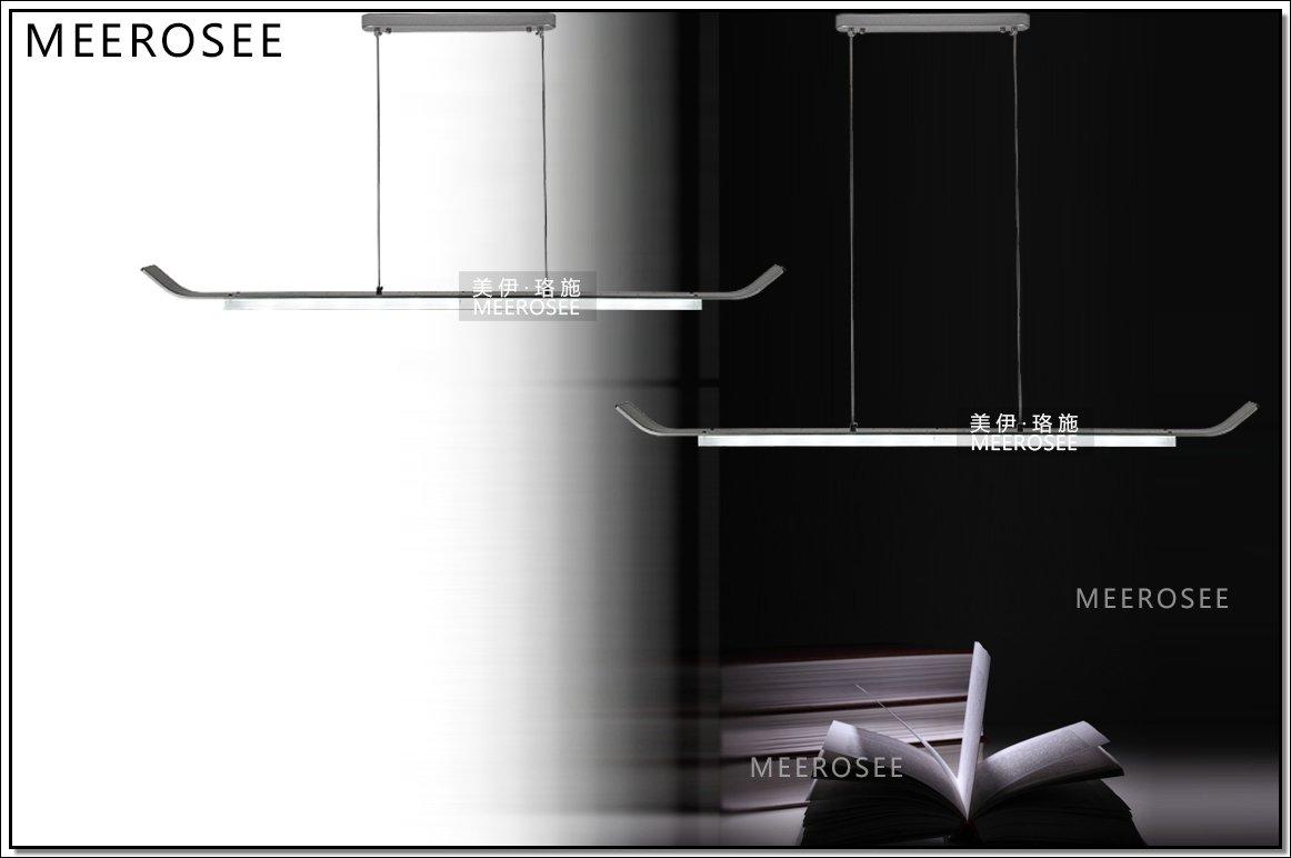 diseo especial de aluminio lmpara colgante negro aluminio luz moderna luminaria md