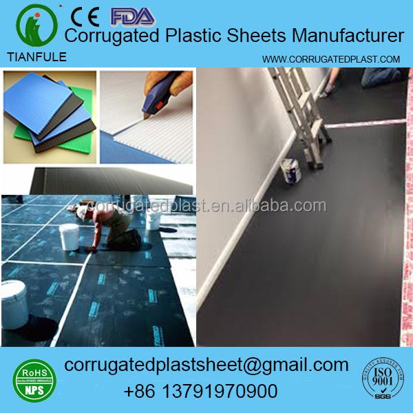 Polypropylene Corflex Coroplast Corflute Plastic Wrapping