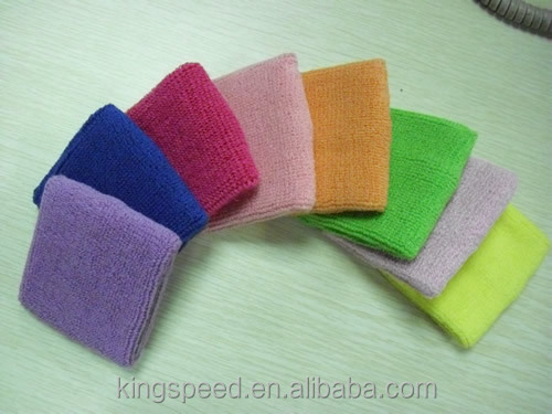 Sports wristband cotton