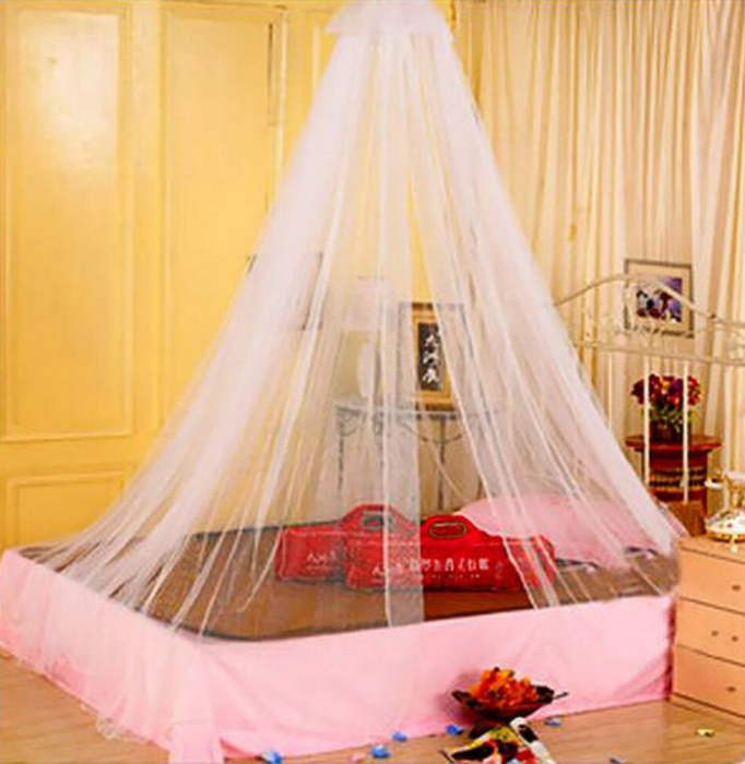 Is Customized Yes Type Single Door Material 100 Polyester Use Home Function Mosquito Net Feature Folded Age Group Adults Style Hung Dome