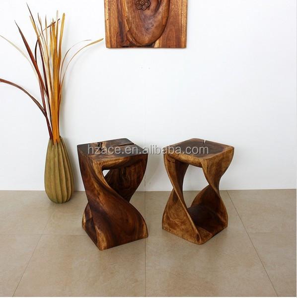 Distressed bois pays Wagon Table basse avec rouesTable basseID de produit6