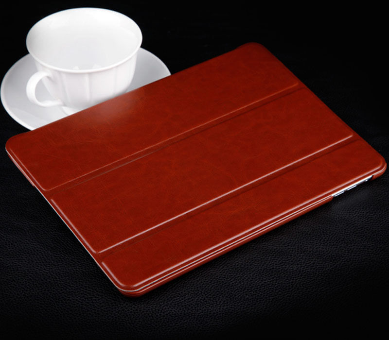 Luxury Leather Smart Case Stand Slim Cover for iPad 2/3/4/5/mini Retina/ipad Air .