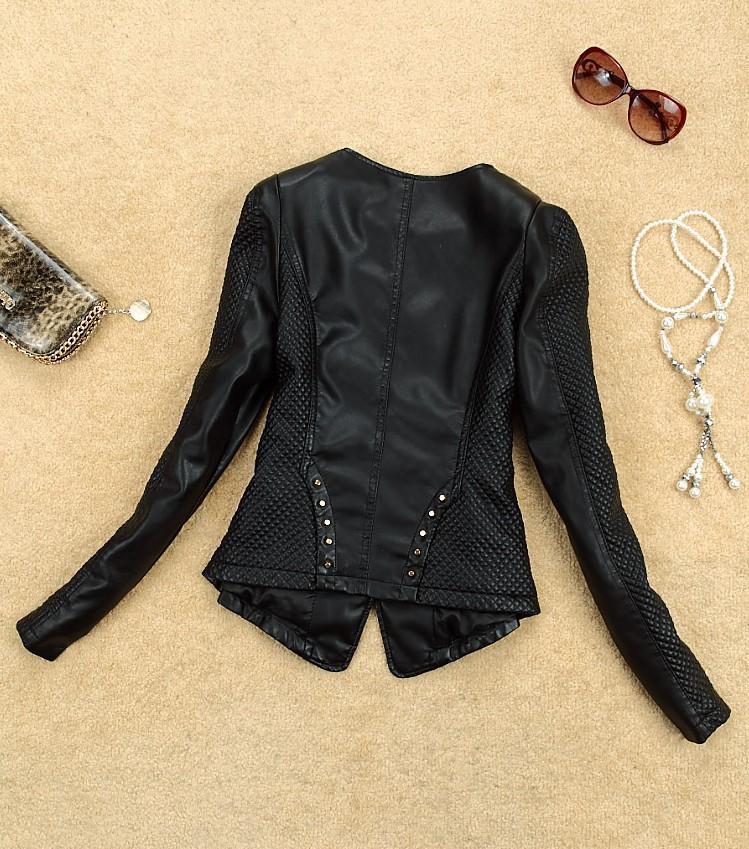 Женская Кожаная Одежда
