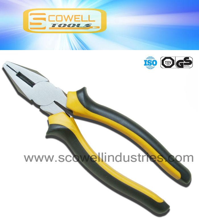 Linesman Pliers or Combination Pliers Combination Linesman Pliers 6