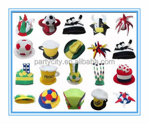 Cheap Bucket Hats Carnival Crazy Party Hats PCH-4100