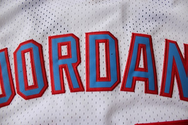 Michael Jordan 23 Space Jam Jersey White, Cheap Basketball Jerseys
