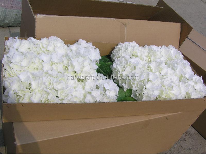 décoration de mariage fleur hortensia blanc pour le marché de l ...
