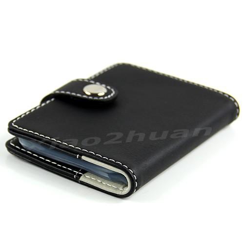 Новый синтетическая кожа бизнес имя ID держателей кредитных карт случаях, кошелек 20 слотов