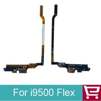 SIM-карта 100% 5 /usb Flex Samsung Galaxy S4 i9500 PCB for Galaxy S4 i9500