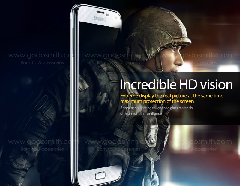Защитная пленка для мобильных телефонов GODOSMITH(GDS) Samsung Galaxy S4 I9500