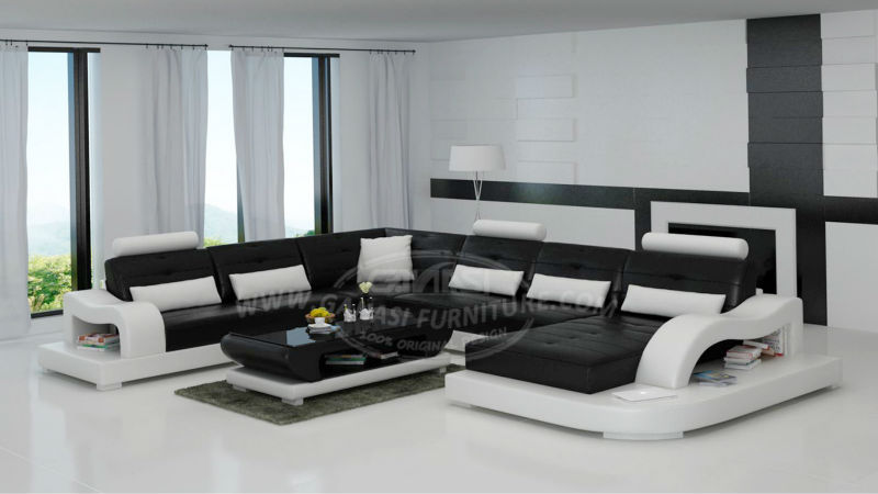 Ganasi latest sofa design living room set living room for Latest sofa designs for living room