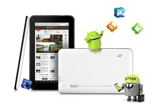 Планшетный ПК Cube U25GT Tablet PC 7/rk3026 IPS Android 4.2 8GB