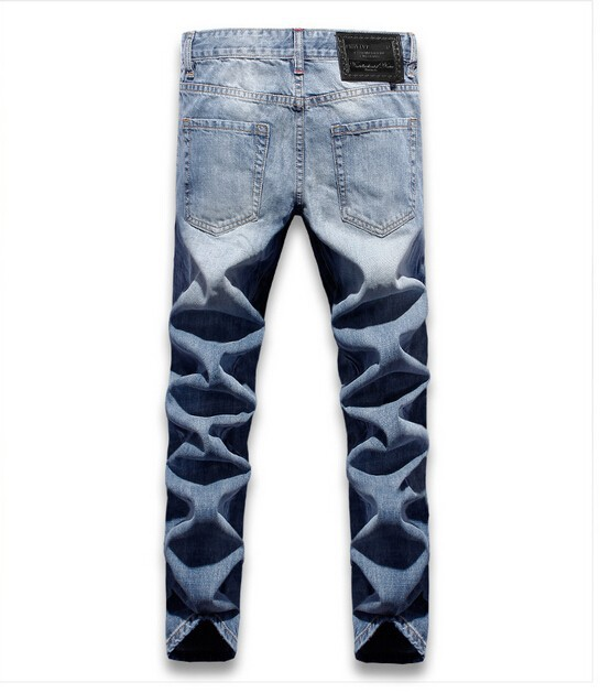 Free Shipping 2015 men's fashion jeans men summer clothes new fashion brand Men's pants 28-36