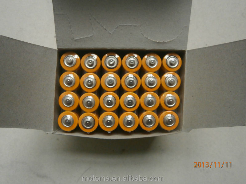 AA dry battery powered super bright led light