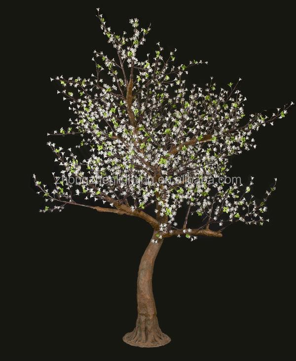 Ao ar livre led cherry blossom luzes da rvore de natal - Decorazioni natalizie esterne ...