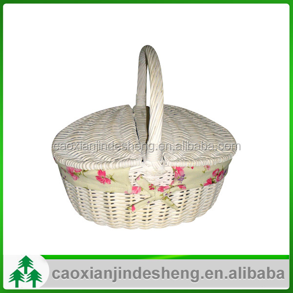 Handmade Basket Companies : Wholesale handmade small wicker basket view