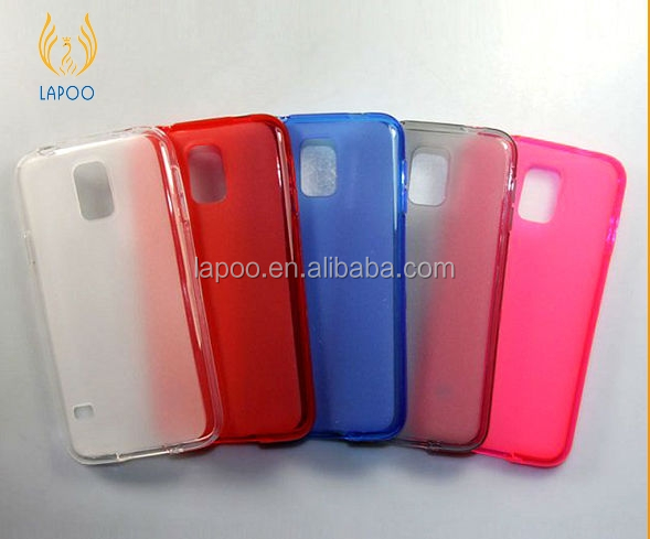 Manufacture :soft tpu case for galaxy s5