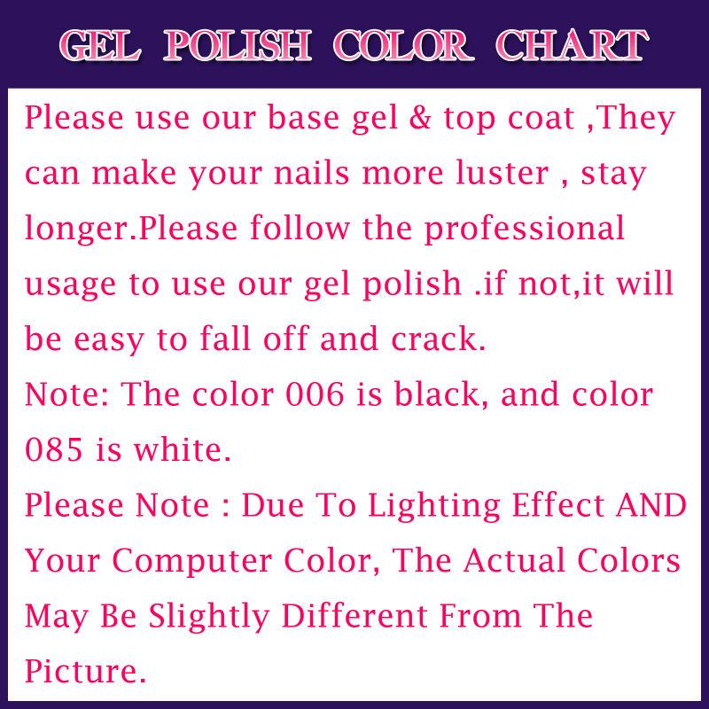 2. один лот = 4 шт цвет gel+1 пк базы пк gel+1 верхний слой. характеристика