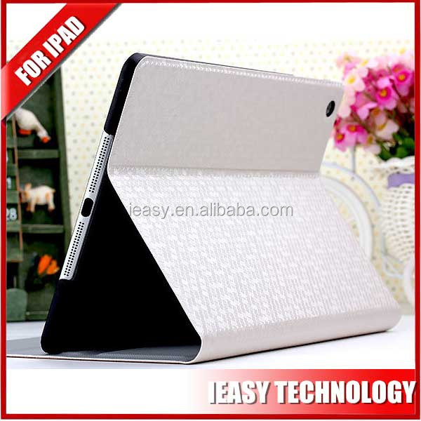 New Luxury crystal cover for ipad air flip smart bling bling diamond cover