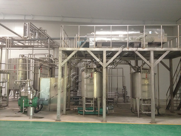 New Decanter Centrifuge For Vegetable Juice Processing