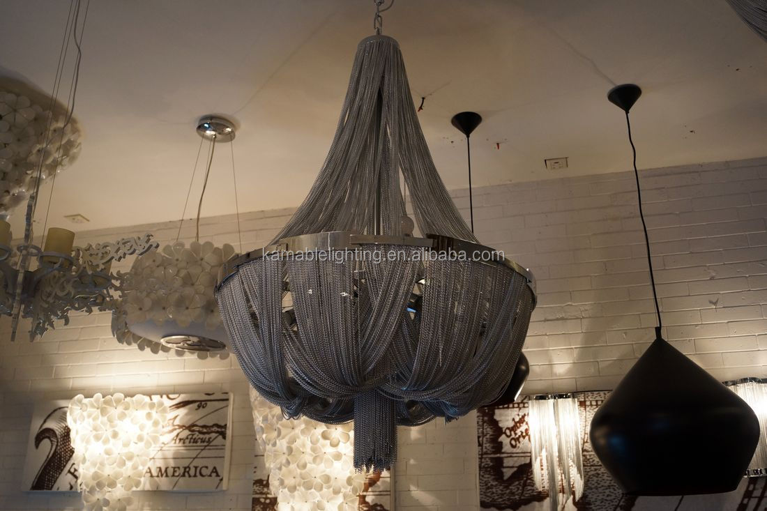 ka202 modern chain chandelier lighting fixture buy chandelier