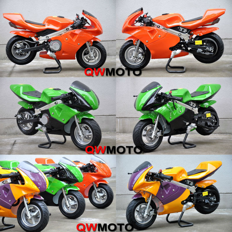 49cc mini QUAD ATV 49cc Pocket Bike 49cc Dirt Bike 49cc Go Kart 49cc Buggy Kids Mini Motos 2 strokes motorcyles QWMOTO