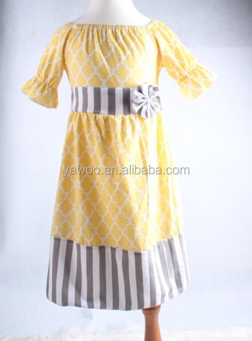 latest dress designs for kids floral long dresses for kids knit ...