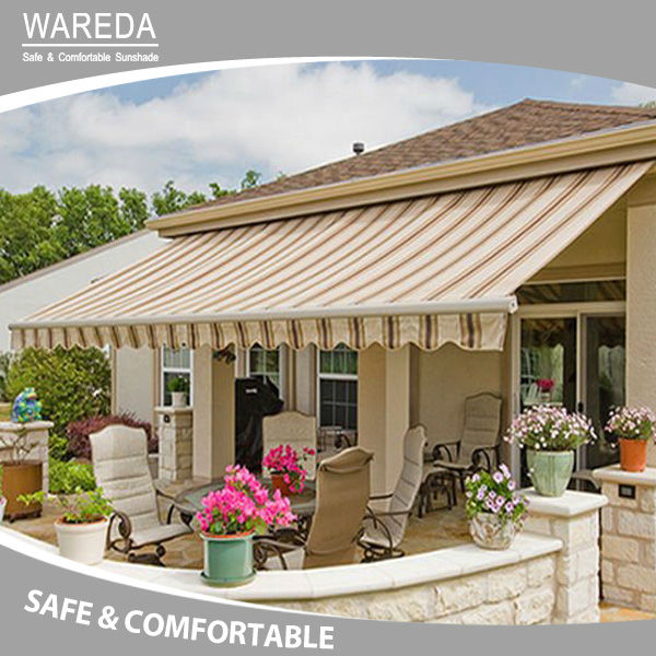 electric retractable awning