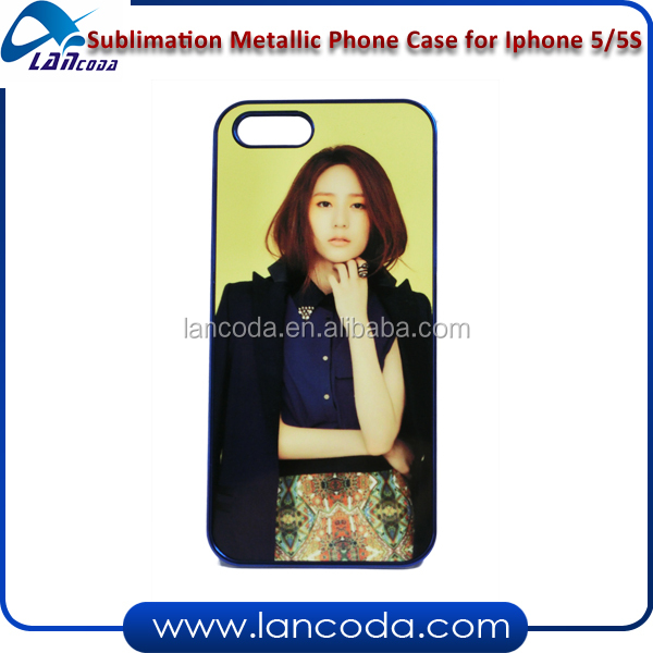 Heat Transfer Sublimation Phone Case, for iPhone case