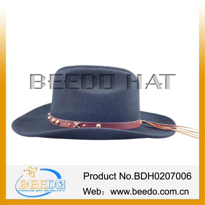 Stetson Cowboy Hat Men Wool Stetson Cowboy Hat