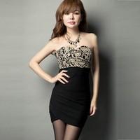 Коктейльное платье Sexy Cocktail  Dress Bodycon  67415