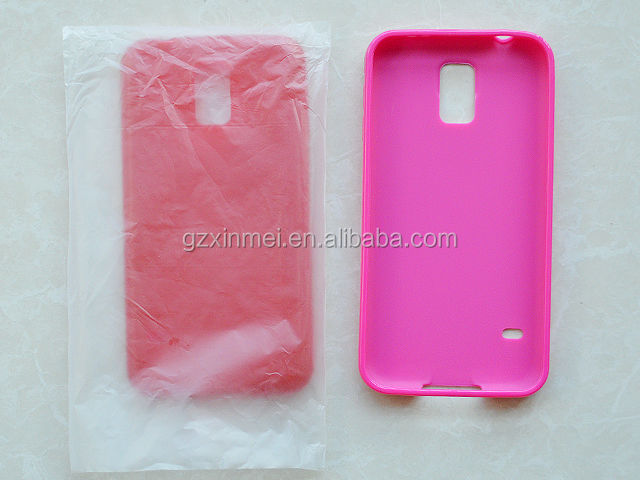new product TPU mobile accessory for samsung s5