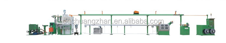 Chuangzhan wire plastic extruder