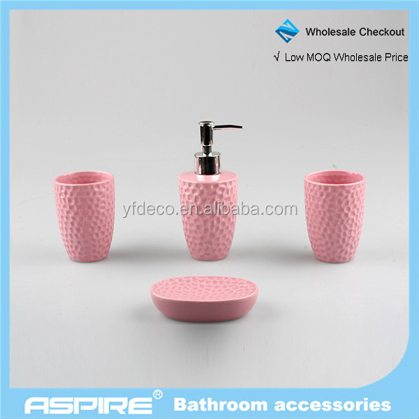 Amazoncom rustic bathroom accessories set