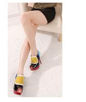 Туфли на высоком каблуке  NEW4-29