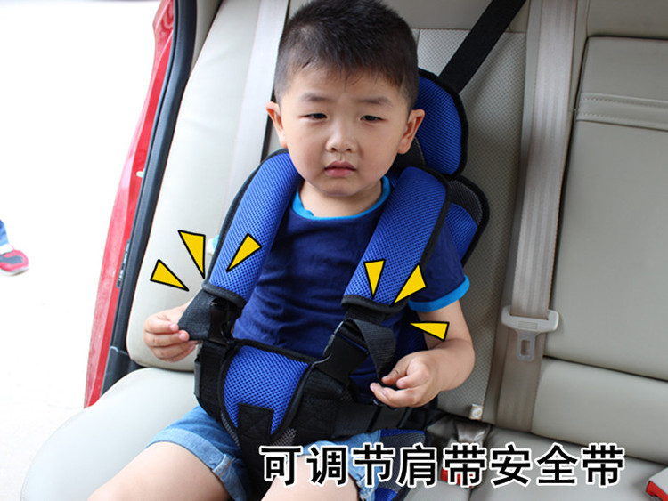 2018 2016 New 0 6 Years Old Baby Portable Car Safety Seat Kids 36kg Chairs For Children Toddlers Cover Harness From Ukdownload