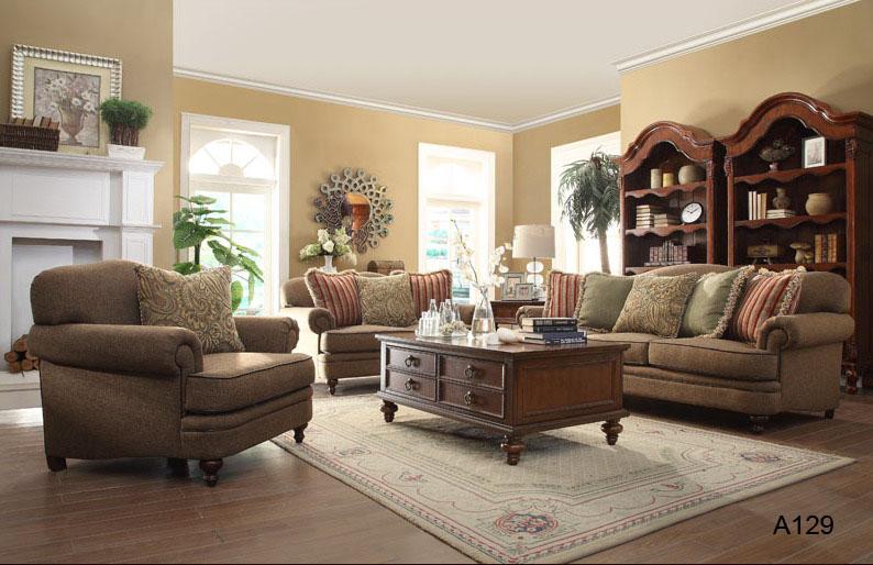 Wohnzimmer Luxus-dubai antik eingerichtet klassischen ...