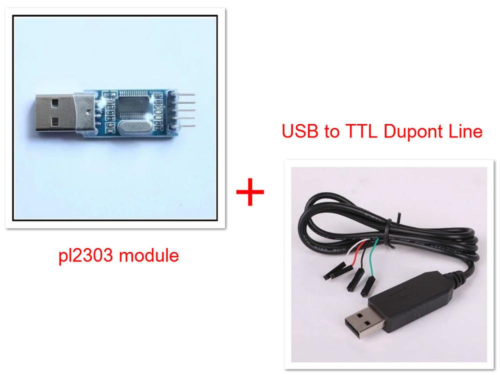 Aliexpress.com: Comprar M�dulo pl2303 USB to TTL USB TTL / 9 placa ...