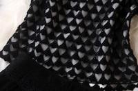 Женский костюм 1688# fishscale
