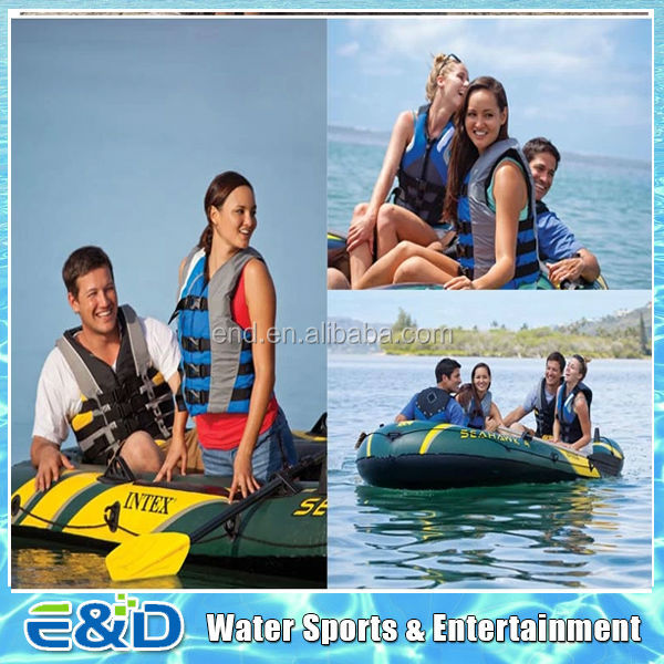 INTEX 68349 SeaHawk CE Approve 3 Person Inflatable Boats