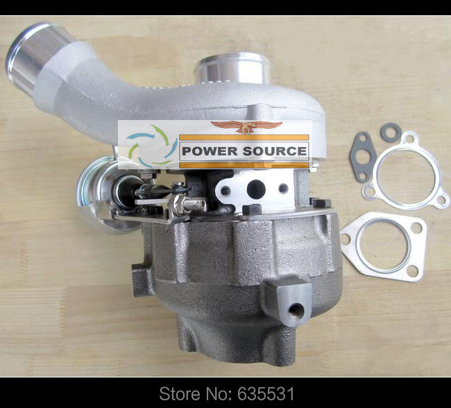 BV43 K03 53039880144 53039880122 28200-4A470 Turbocharger For KIA Sorento 2.5L CRDi 2001-06 Hyundai D4CB Euro 4 125KW 170HP (6)