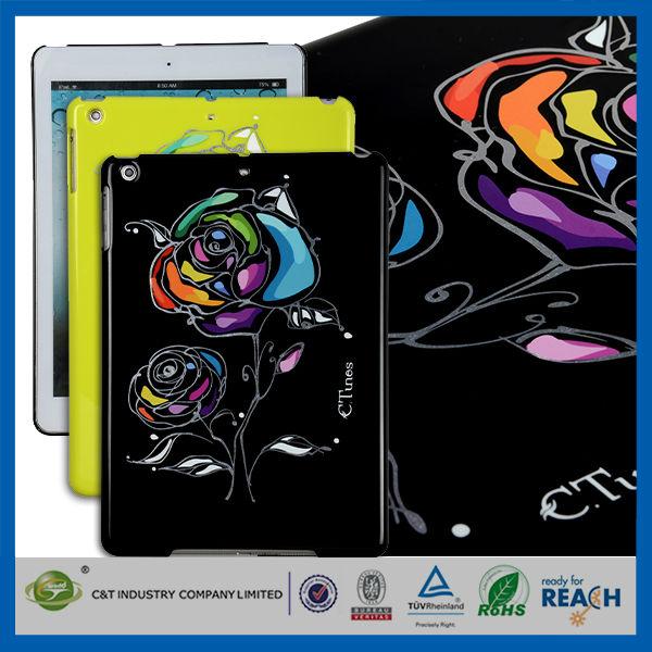 2013 Hot selling Latest Noble stylish folding smart cover for ipad 5